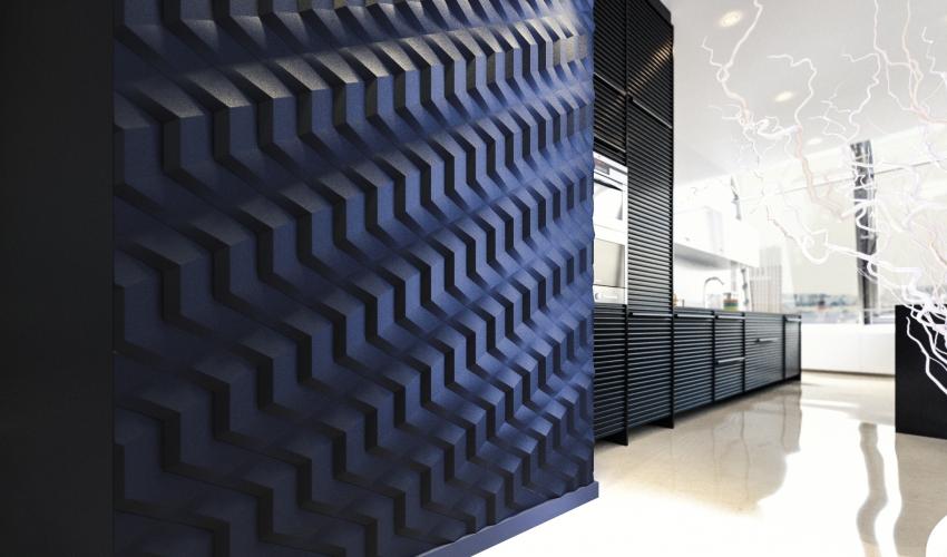 Panele Gipsowe 3d Dekoracyjne ścienne Firmy Erplus Zamówić U